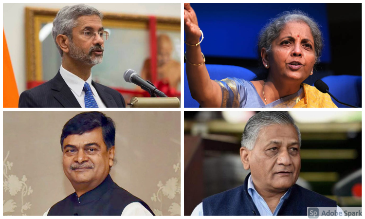 10 most educated ministers in Narendra Modi cabinet