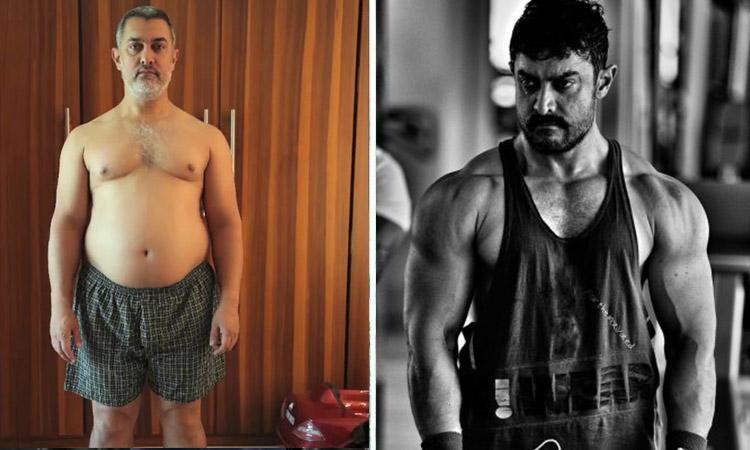 Bollywood, Bollywood actors, Bollywood actors transformation, Hrithik Roshan, aamir Khan, Ranbir Kapoor, Ranveer Singh, Farhan Akhat, Top 10 mind-blowing transformation of Bollywood actors