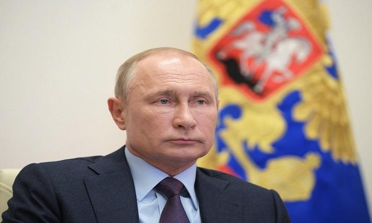Biden will meet Putin on June 16 in Geneva, Switzerland.