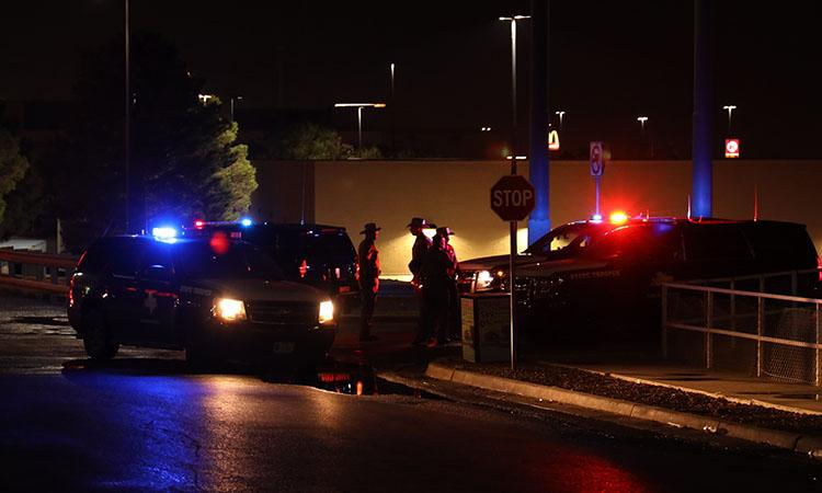14 injured in mass Texas shooting, suspect arrested
