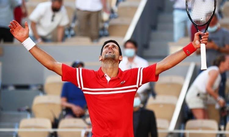 Novak Djokovic rallies to win French Open; his 19th Grand Slam title