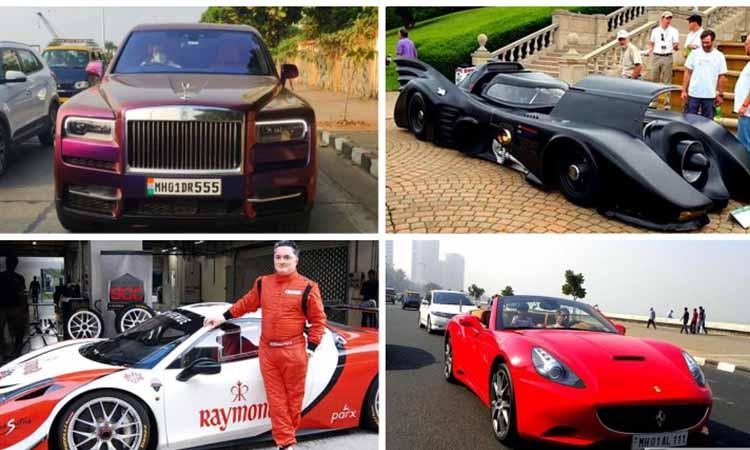 Ultra-luxury car collections of Top 10 Indian billionaires