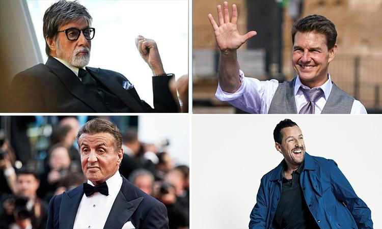 Hollywood, Bollywood, Top 10 richest actors in the world, Richest actors, Tom Cruise, George, Shah Rukh Khan, Amitabh Bachchan, Jerry Seinfeld