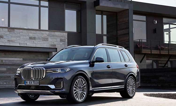 BMW X7: 5 features of German luxury SUV