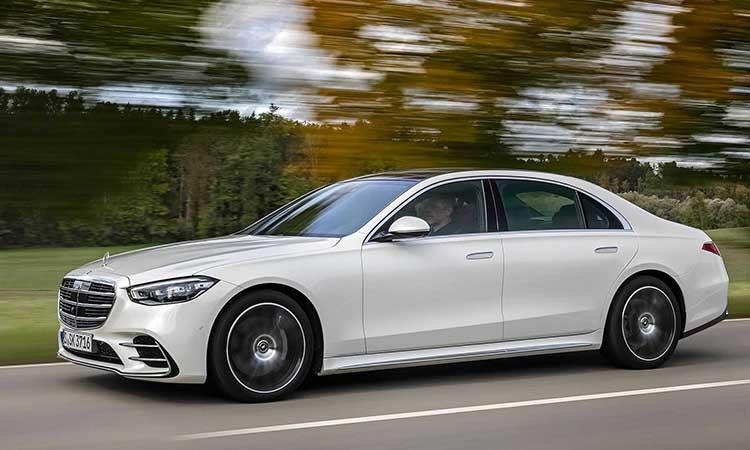 Mercedes-Mercedes Benz-Mercedes-Benz S-Class 2021-5 features of ultra-luxury limo that screams opulence