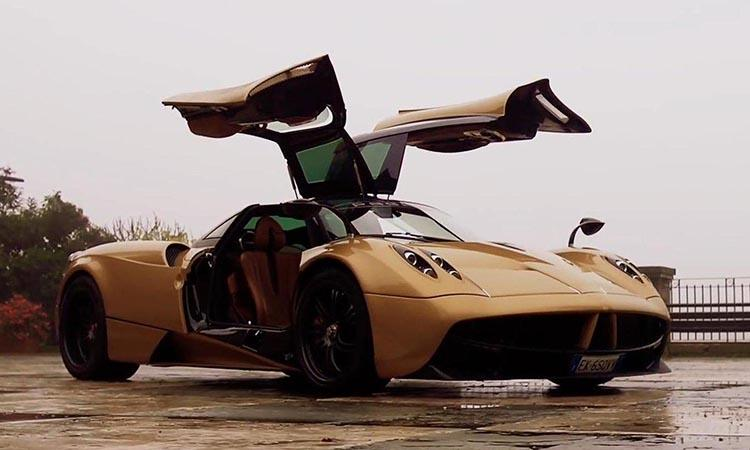 Luxury cars owned by top 10 billionaires in the world