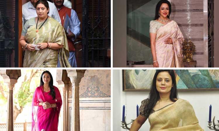 10 best dressed female politicians in India