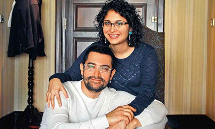 Bollywood, Aamir Khan, Kiran Rao, Aamir Khan divorce, aamir Khan and Kiran Rao divorce, Aamir Khan and Kiran Rao pics, aamir Khan movies, From Dating to Divorce: Aamir Khan and Kiran Rao's journey in pics