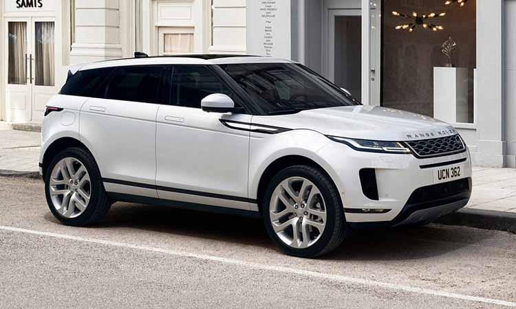 2021 Range Rover Evoque launched in India-Top 5 features of the British luxury SUV
