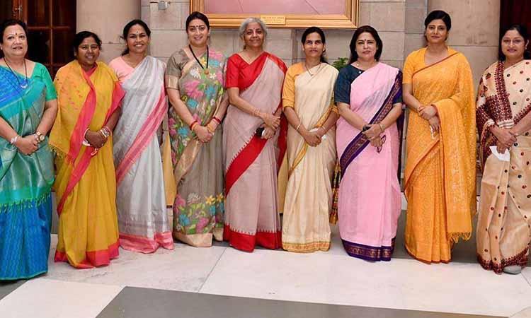 Meet all 11 women ministers of Narendra Modi Govt