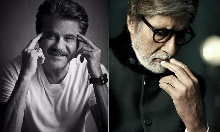 Bollywood , Bollywood actors, Anil Kapoor, Amitabh Bachchan, Jackie Shroff, Top 10 Bollywood actors who are over 60 but still setting fashion goals for youngsters