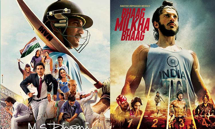 Bollywood, Bollywood movies, Bollywood actors, Bollywood actress, Top 10 most iconic biopics ever produced by Bollywood
