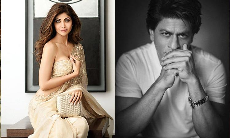 Shilpa-Shetty-Shahrukh-Khan