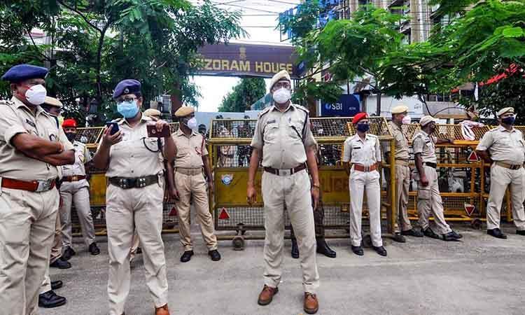 Police-Mizoram-house