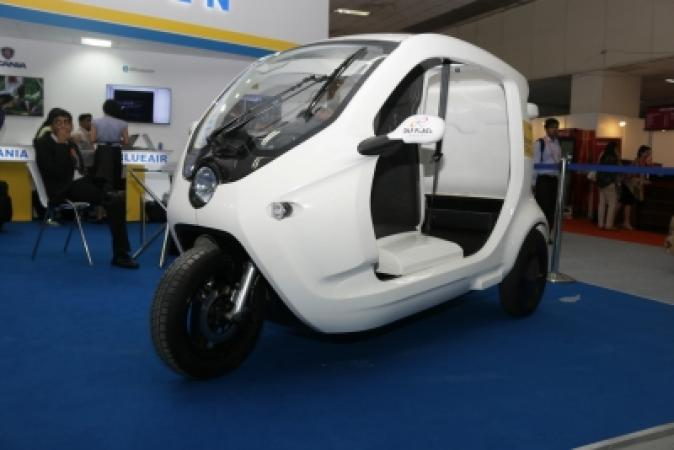 Electronic-Vehicles