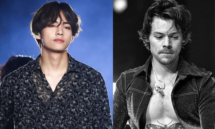 Kim-Taehyung-Harry-Styles