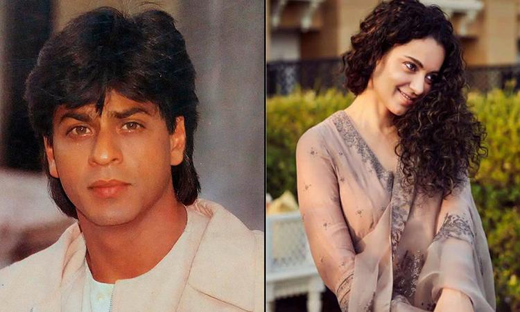 Shahrukh-Khan-Kangana-Ranaut