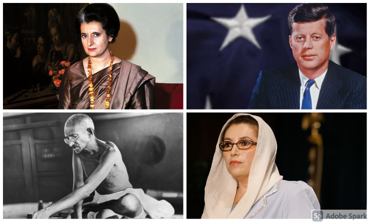 Top 10 world leaders who were assassinated