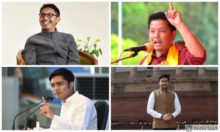 India's 10 Youngest male MPs under 40 in 17th Lok Sabha