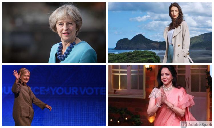 10 best-dressed female politicians around the world