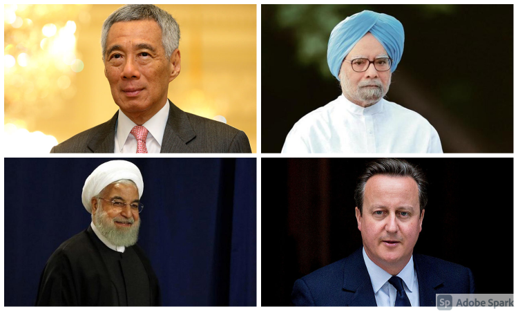 10 most educated world leaders
