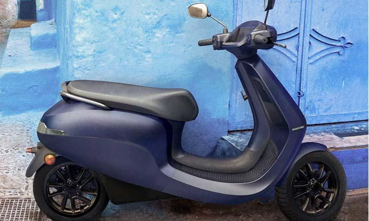 Ola Scooter
