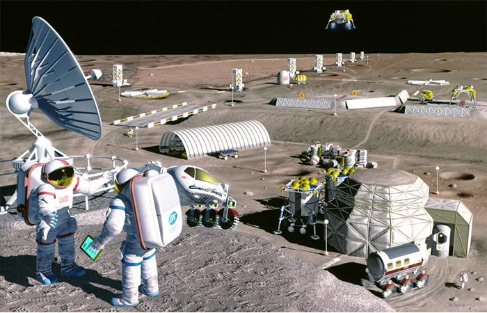 NASA-Lunar