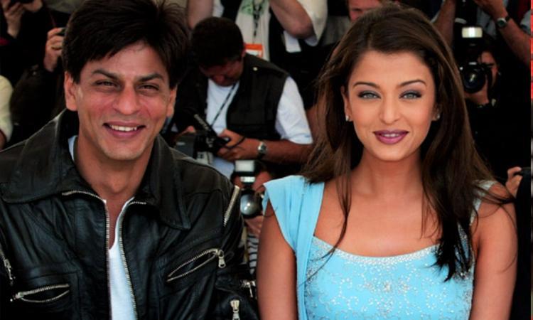 Shahrukh-Khan -Aishwarya-Rai-Bachchan
