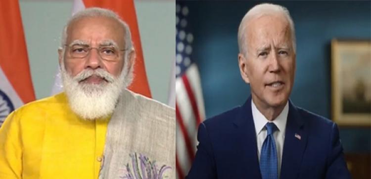 Narendra - Modi-Joe-Biden