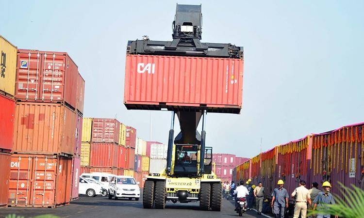 Container-Terminus