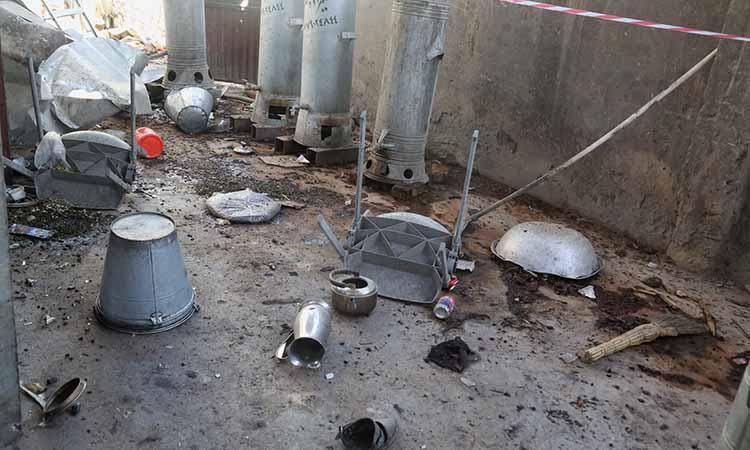 Kandahar blast