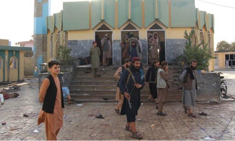 Afghan Taliban members