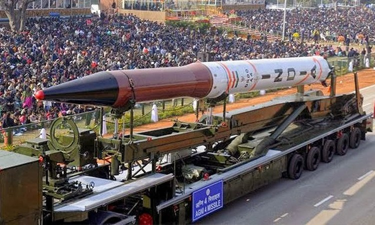 Top 10 most lethal missiles of India