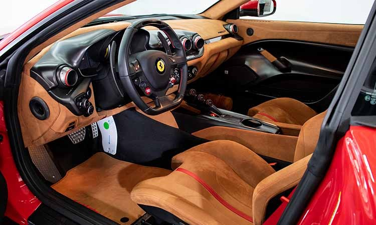 Ferrari-LaFerrari-Ferrari LaFerrari-Super car