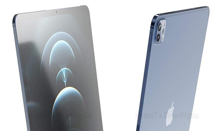 Apple-iPad Pro-iPad pro 2021