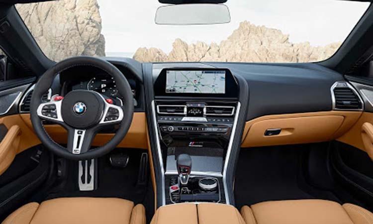 BMW-BMW M8-Supercar-Sports car