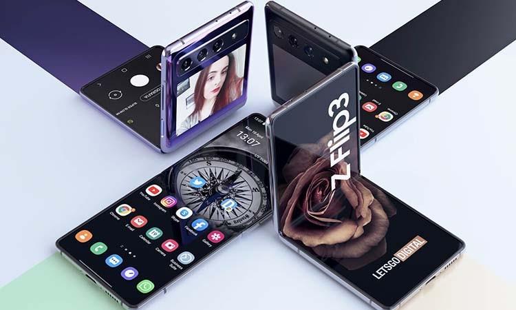 Samsung-Galaxy Fold-Galaxy Z Flip 3-Technology-Smartphone